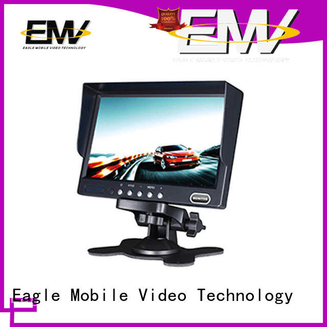 Eagle Mobile Video new-arrival rear view camera monitor inch for prison car