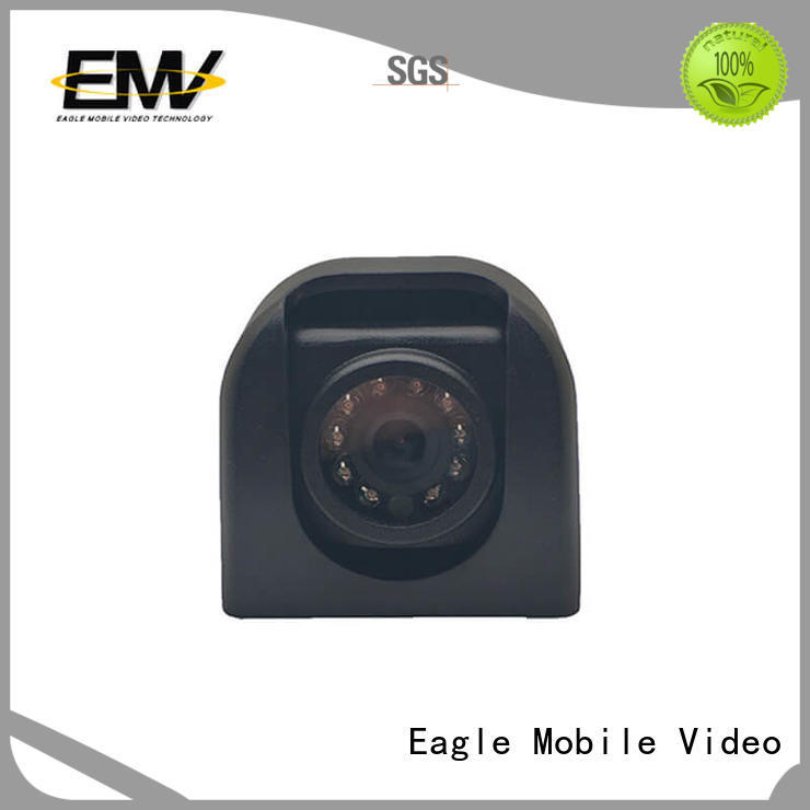 adjustable ip dome camera vehicle package for prison car