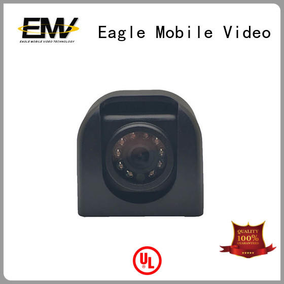 adjustable ip dome camera vehicle sensing for trunk
