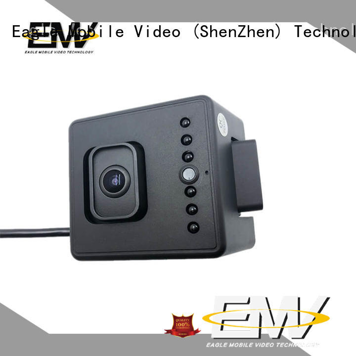 1080P 2.0MP 960P 720P Dual Camera With One Body Mini Car Audio Wide View Camera EMV-043F