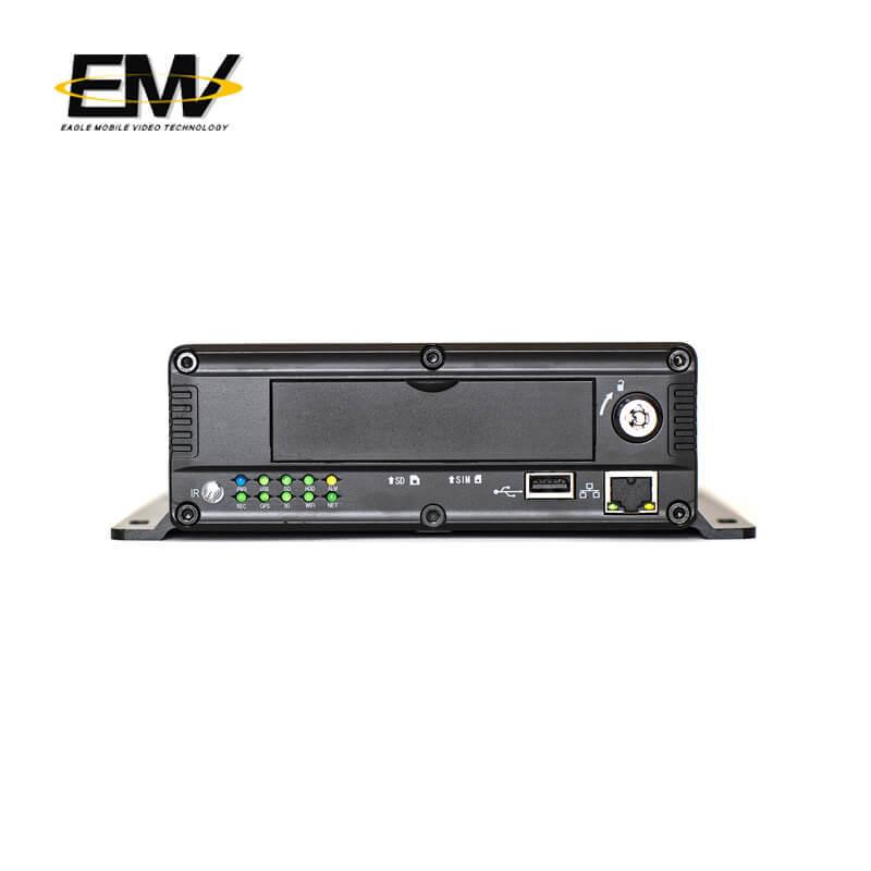 4CH  720P AHD HDD SSD 4G GPS  Bus Truck MDVR EMV-HD4101E