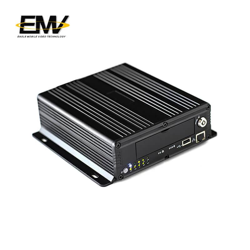 4CH 1080P  AHD HDD SSD GPS 3G 4G WIFI Mobile DVR EMV-HD5101