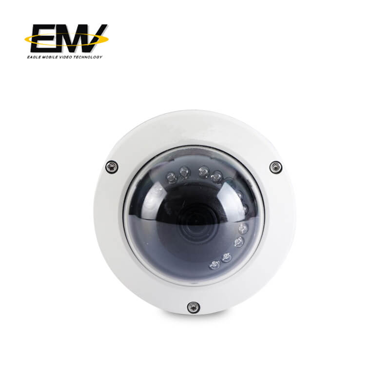 IR Night Vision 1080P 720P AHD Vehicle Vandalproof Dome Camera-1