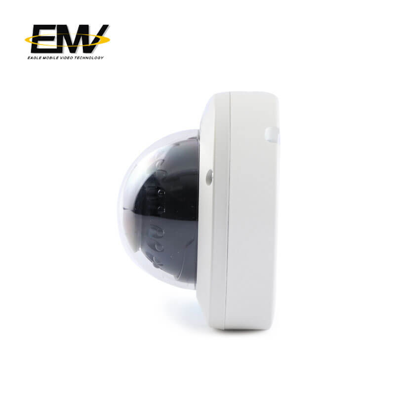 IR Night Vision 1080P 720P AHD Vehicle Vandalproof Dome Camera