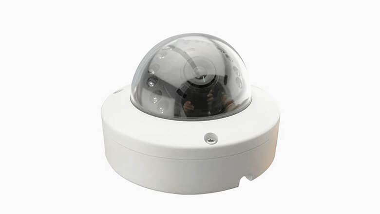 Eagle Mobile Video-Find Vandalproof Dome Camera Truck Side View Camera