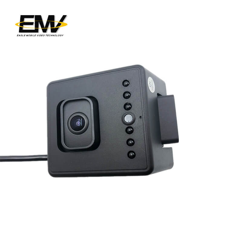 1080P 2.0MP 960P 720P Dual Camera With One Body Mini Car Audio Wide View Camera EMV-043F