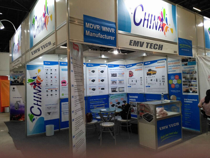 EMVtech Reappeared in the Exposec 2018