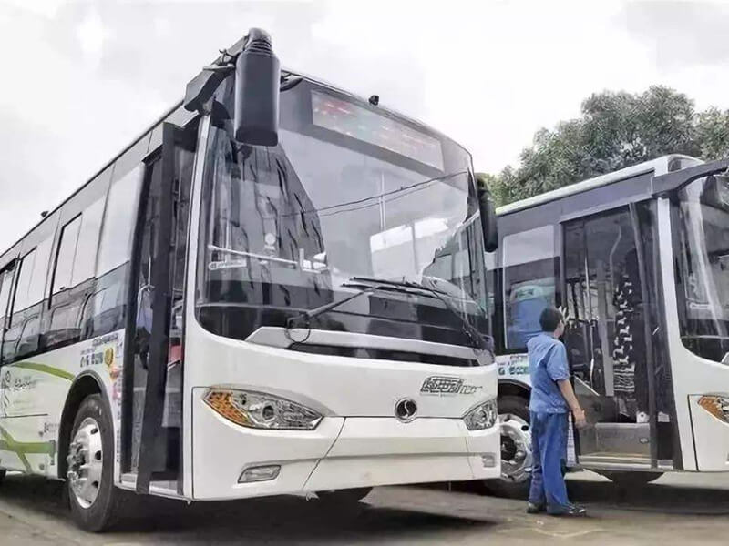 Eagle Mobile Video-News | Beijing Transit Safety Bus Management Program