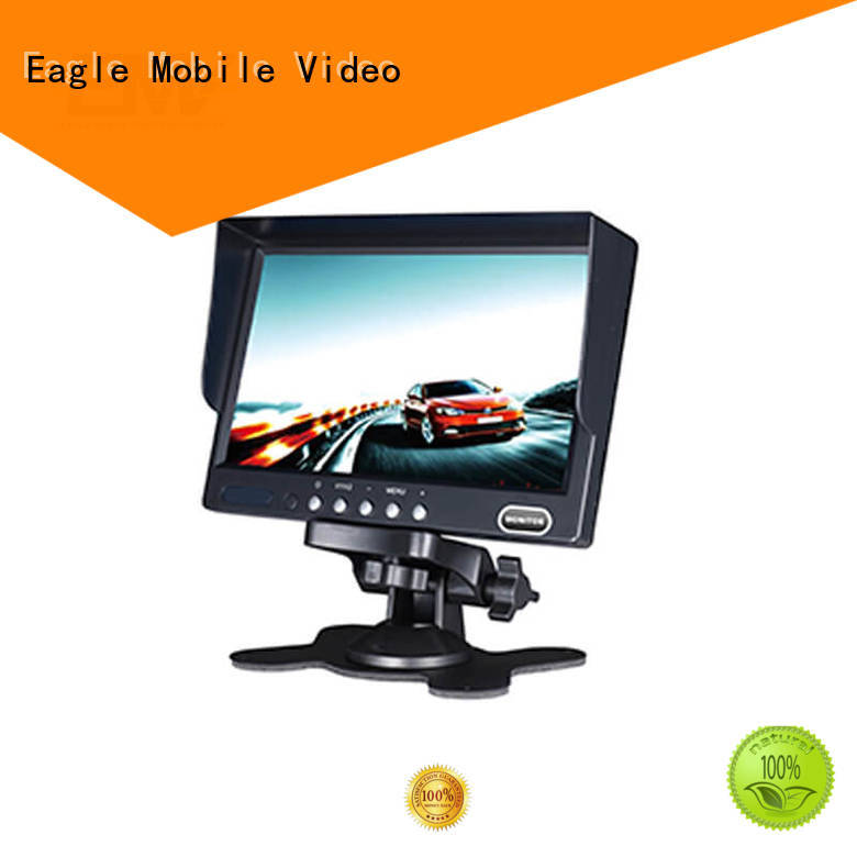 Eagle Mobile Video device car rear view monitor free design for cars