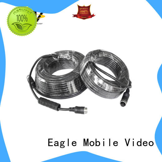 Eagle Mobile Video newly 4 pin aviation cable order now for train