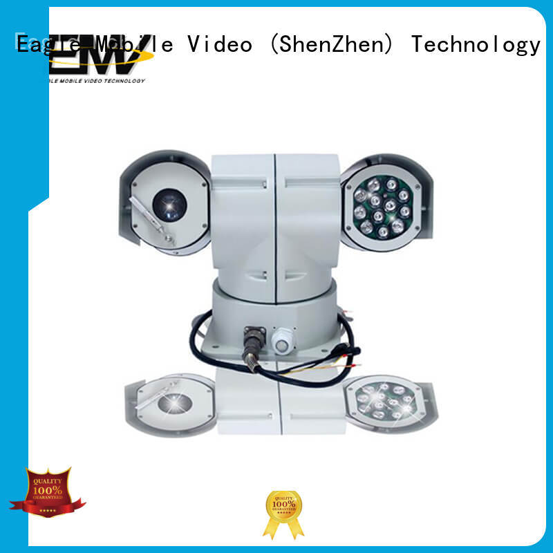 Eagle Mobile Video device ahd ptz camera type for road emergency