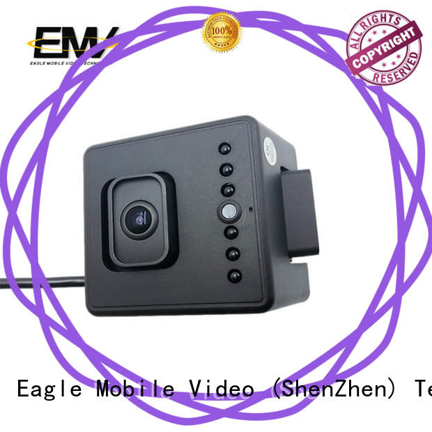 Eagle Mobile Video wide car security camera for train