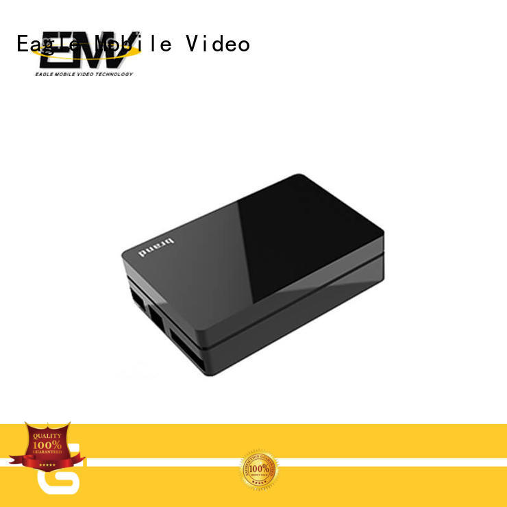 Eagle Mobile Video safety gps tracking device for cars station for delivery vehicles