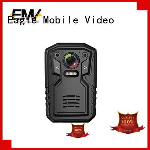Eagle Mobile Video scientific body camera police free design