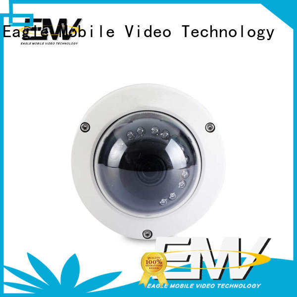 new-arrival vandalproof dome camera rear popular for police car
