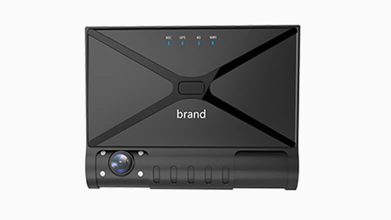 new-arrival SD Card MDVR mdvr widely-use for delivery vehicles-1