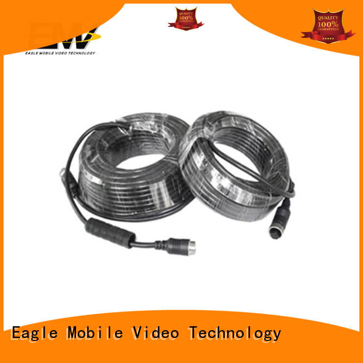 Eagle Mobile Video portable 4 pin aviation cable from manufacturer for ship