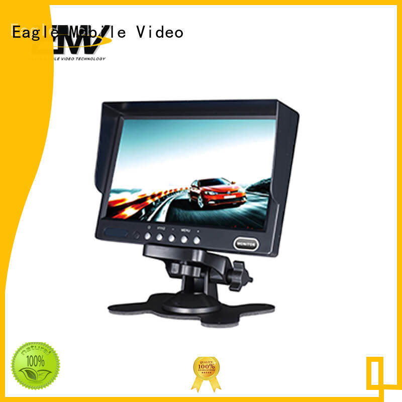 Eagle Mobile Video hot-sale TF car monitor from manufacturer for ship