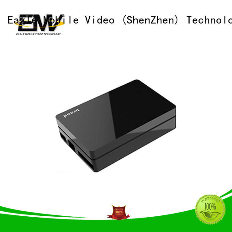 station GPS tracker widely-use for buses Eagle Mobile Video
