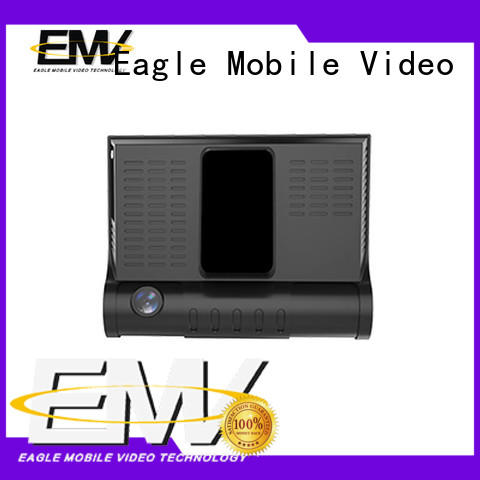 Eagle Mobile Video fine- quality SD Card MDVR certifications for delivery vehicles