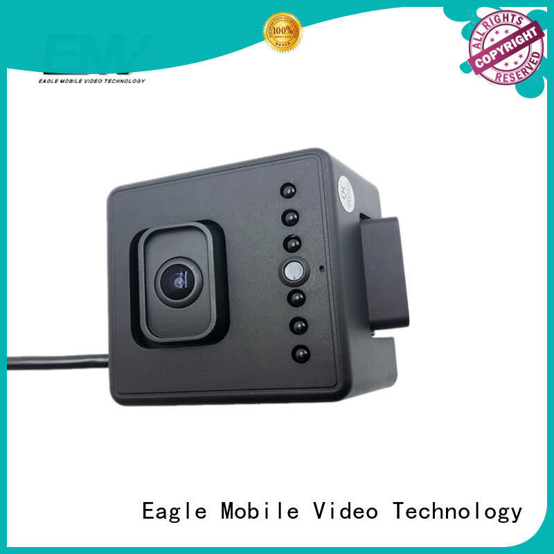 safety car security camera vandalproof type for prison car