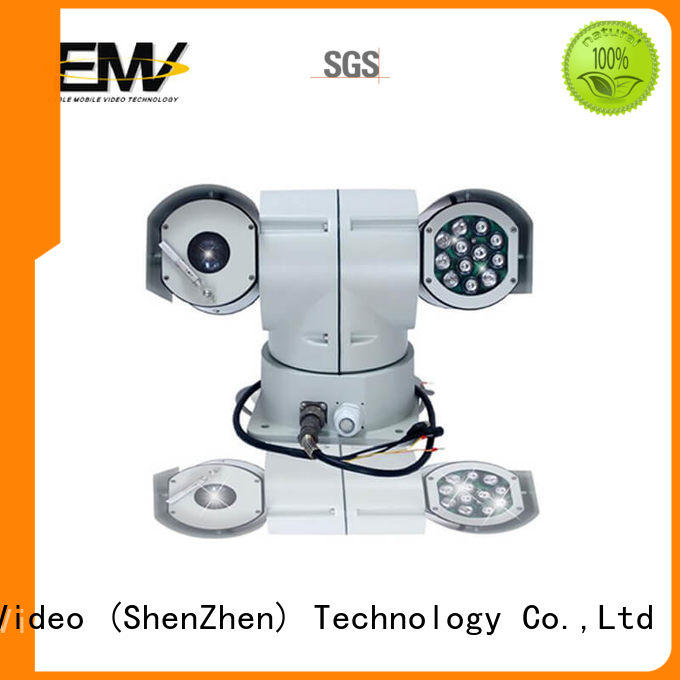 Eagle Mobile Video monitor ahd ptz camera production for Suv