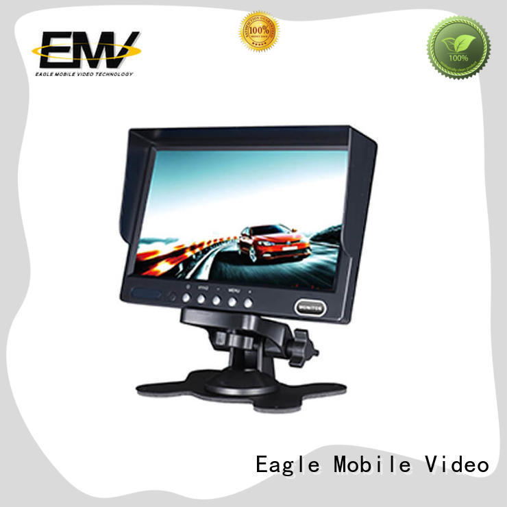 car car rear view monitor monitor for buses Eagle Mobile Video