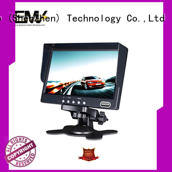 Eagle Mobile Video rear car rear view monitor from manufacturer for buses