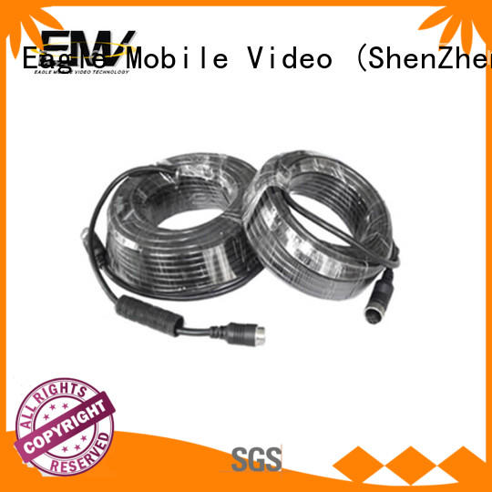 Eagle Mobile Video fireproof 4 pin aviation cable bulk production for Suv