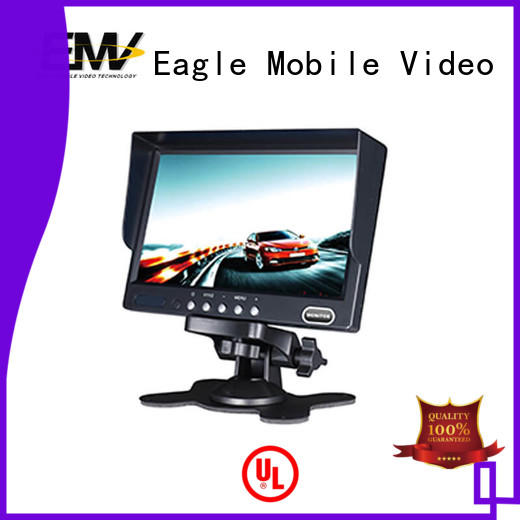 Eagle Mobile Video hot-sale TF car monitor for train