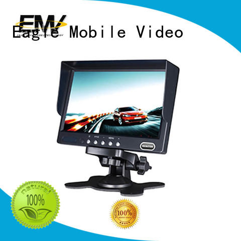 quality rear view camera monitor from manufacturer for buses