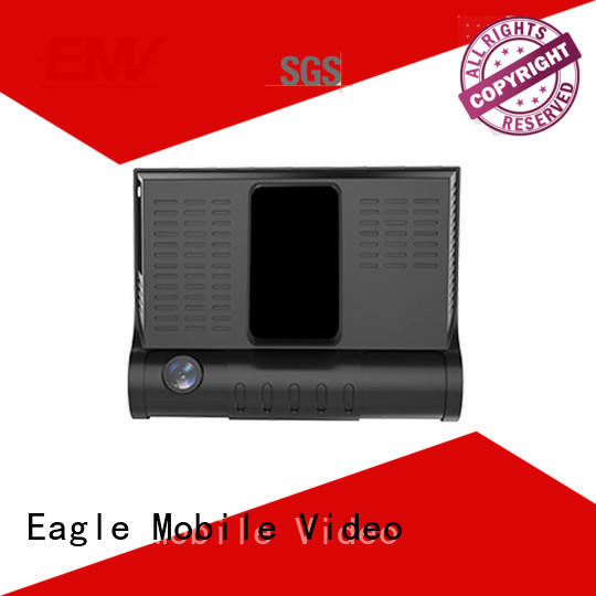 Eagle Mobile Video dual SD Card MDVR with good price for delivery vehicles