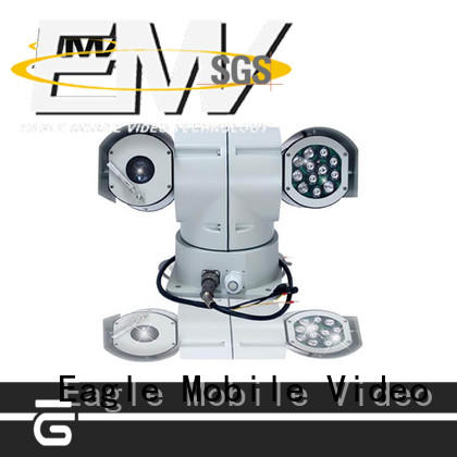 device high speed ptz camera solutions for urban inspectors Eagle Mobile Video