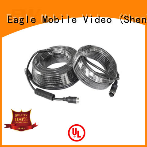 Eagle Mobile Video low cost 4 pin aviation cable at discount for Suv