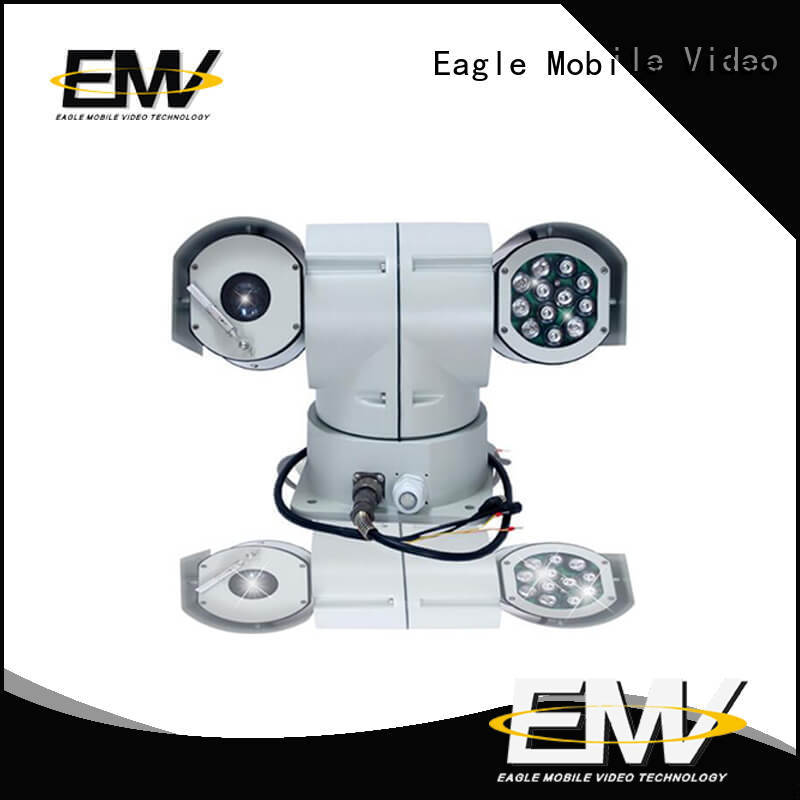 Eagle Mobile Video safety ahd ptz camera production for road emergency