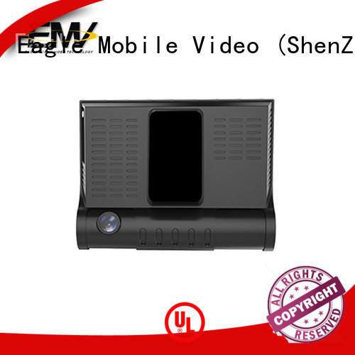 2CH HD Megapixel 1080P Dual TF Card Car Black Box System