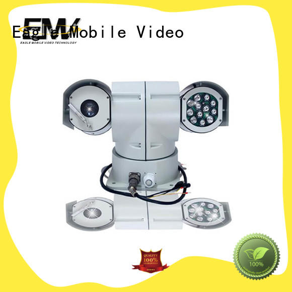 Eagle Mobile Video device ahd ptz camera type for fire scene command