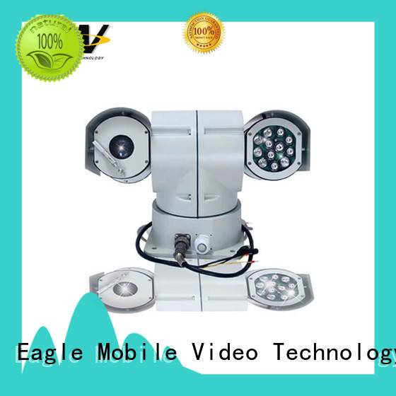 Eagle Mobile Video new-arrival PTZ Vehicle Camera for police