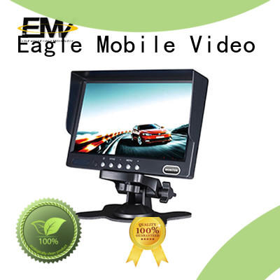 Eagle Mobile Video wireless TF car monitor bulk production for prison car