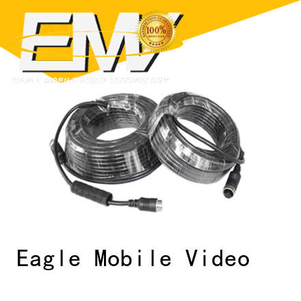 Eagle Mobile Video fireproof 4 pin aviation cable for law enforcement