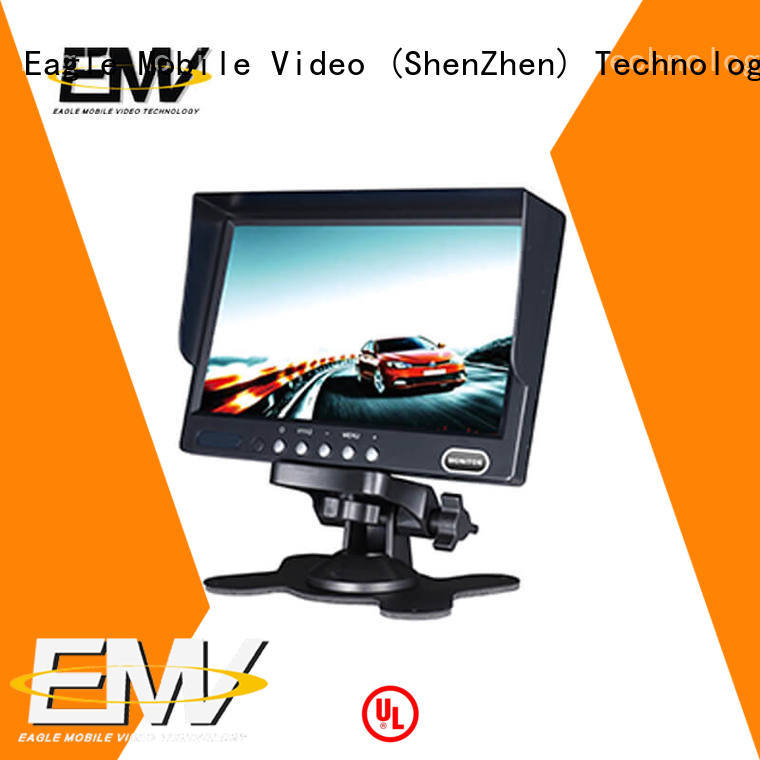 new-arrival car rear view monitor car from manufacturer for ship