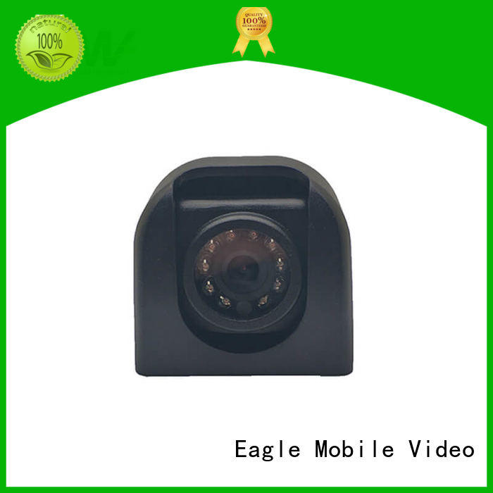 Eagle Mobile Video adjustable outdoor ip camera application for delivery vehicles