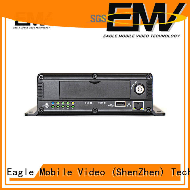 Hot 4ch mobile dvr vehicle Eagle Mobile Video Brand