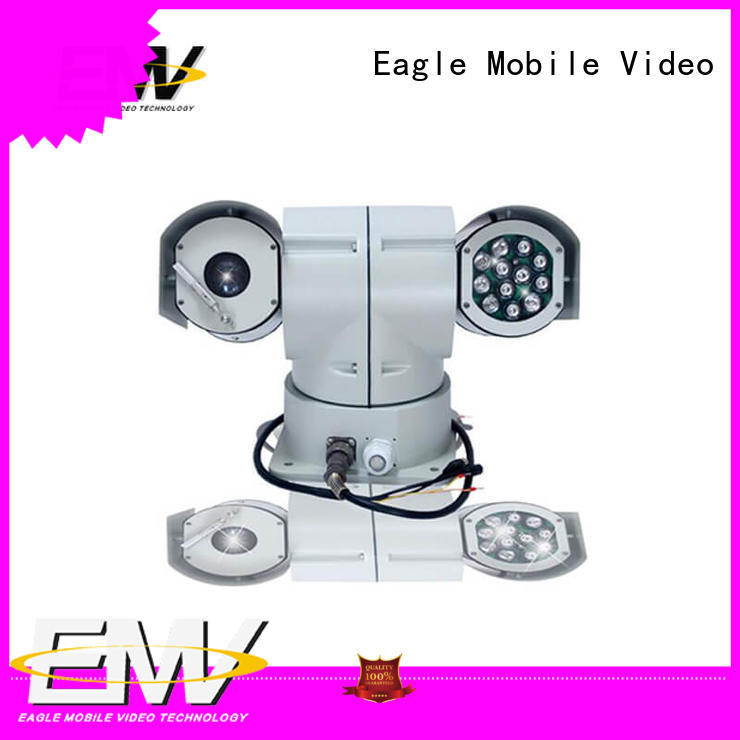 Eagle Mobile Video quality high speed ptz camera package for urban inspectors