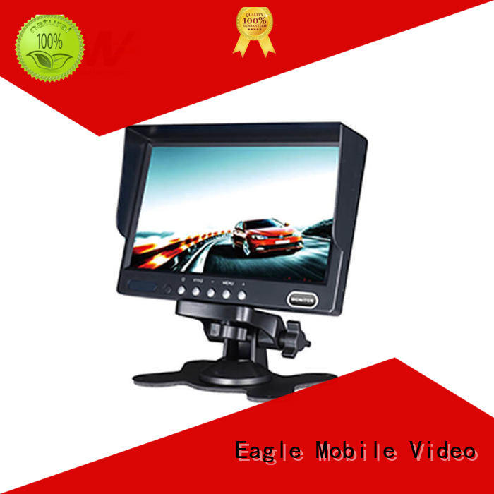 Eagle Mobile Video view rear view camera monitor bulk production for cars