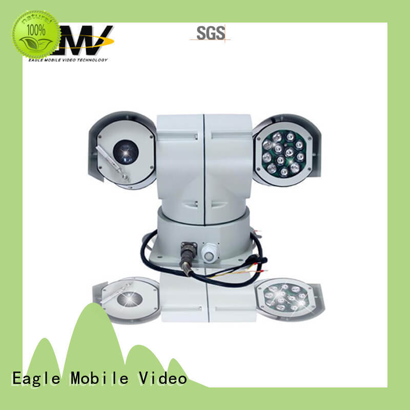 Eagle Mobile Video high-quality outdoor ptz camera production for urban inspectors