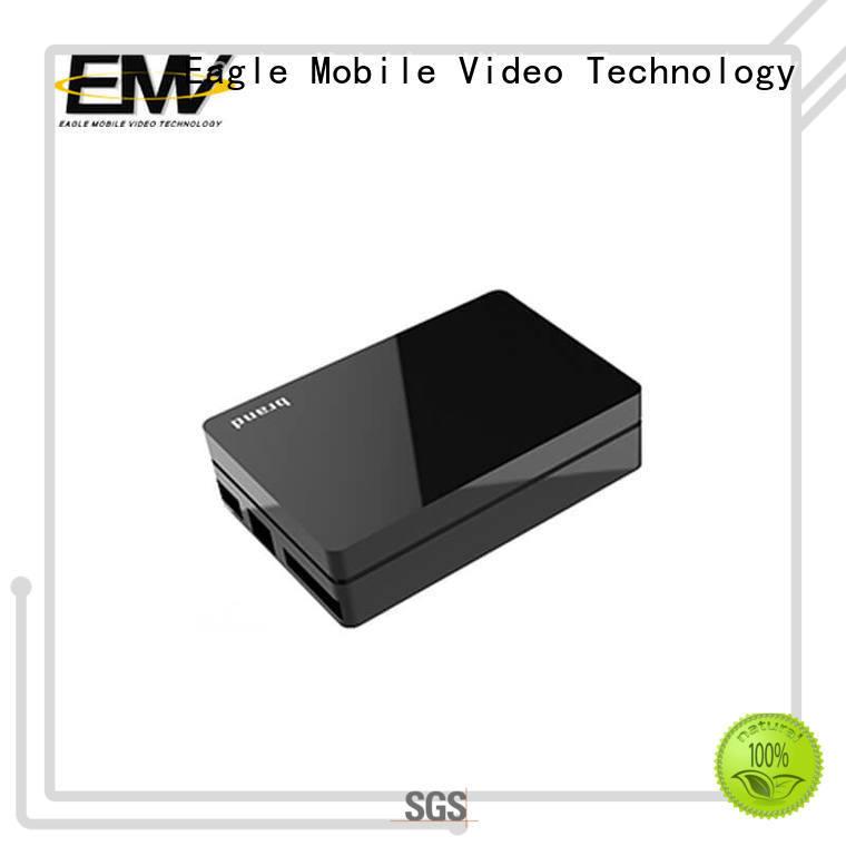Eagle Mobile Video adjustable portable gps tracker base for buses