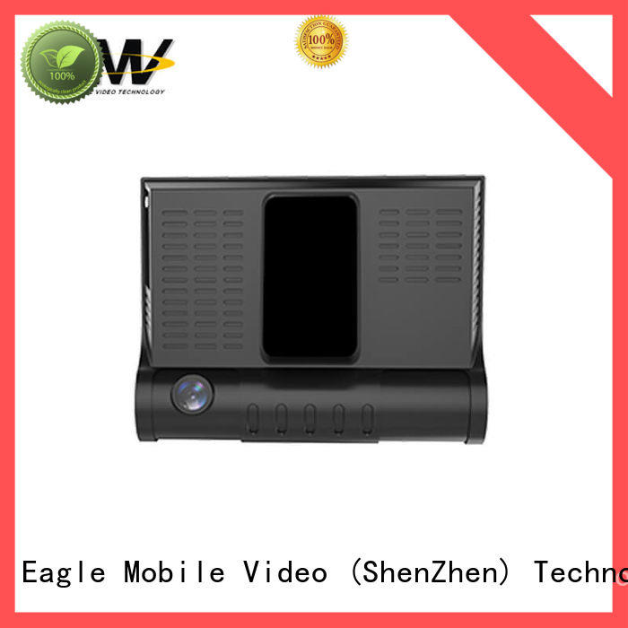 high-quality 4g car dvr from China for delivery vehicles Eagle Mobile Video