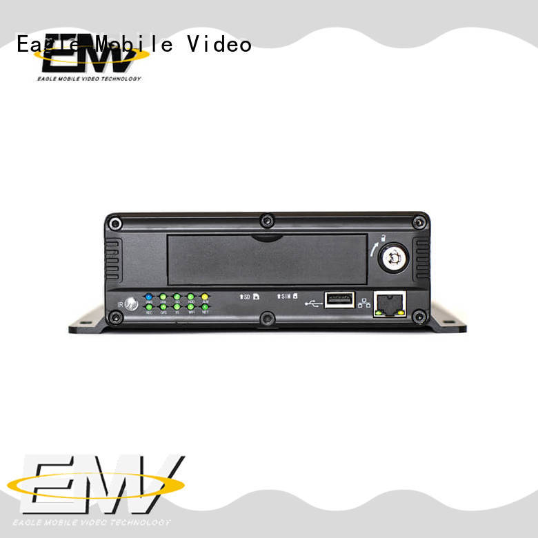 reliable HDD SSD MDVR dvr at discount for cars