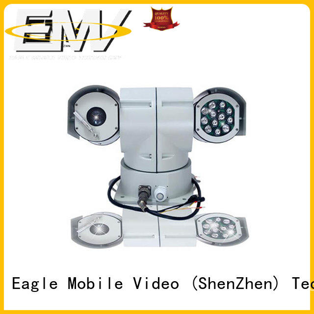 Eagle Mobile Video ahd ahd ptz camera package for emergency command systems